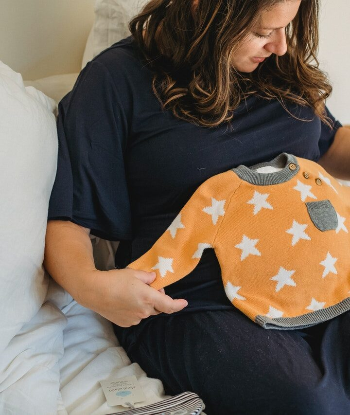 Maternity clothes vs. bigger sizes: What's the difference?