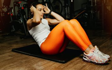 How many calories do situps burn?