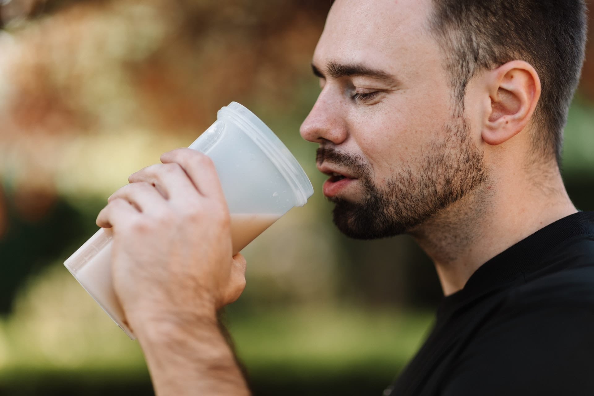 Does whey protein have caffeine?