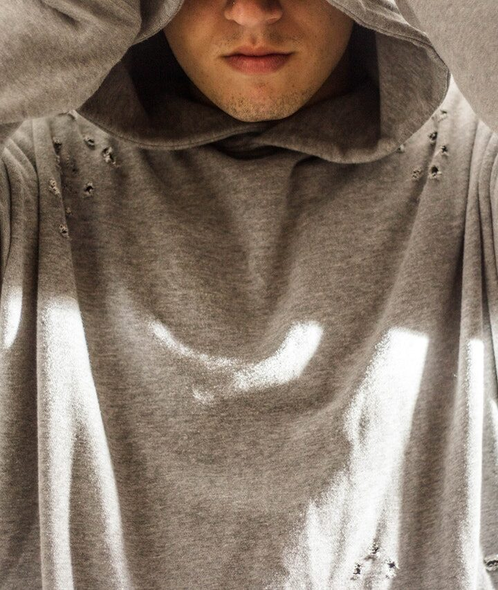 Accidentally shrunk your hoodie? Here's what to do.