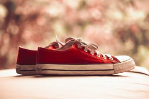 What are canvas shoes?