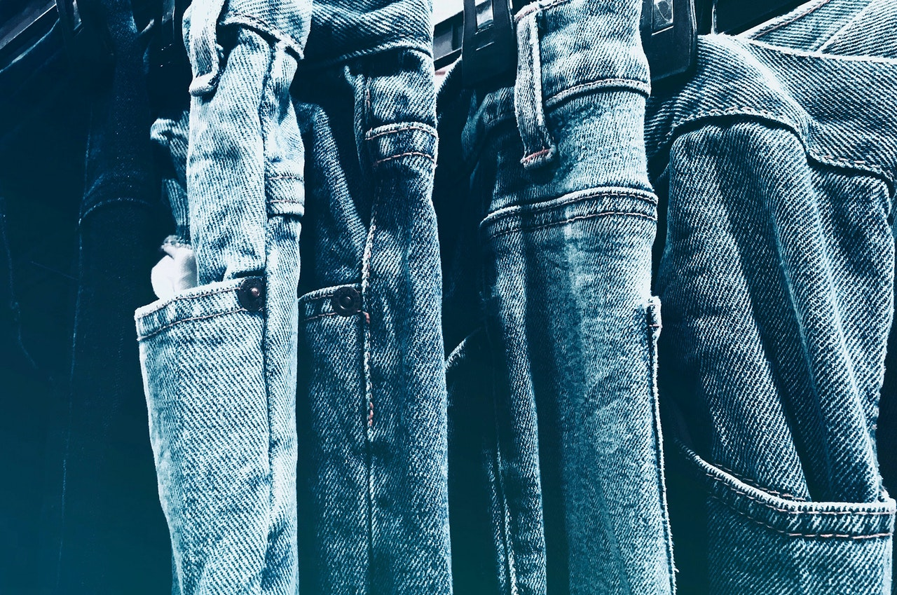 Do jeans get bigger or smaller over time?