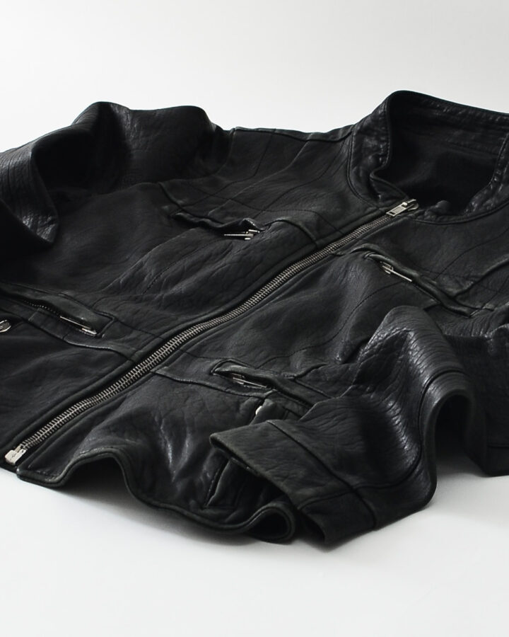 Expert care tips: How to keep a leather jacket like new
