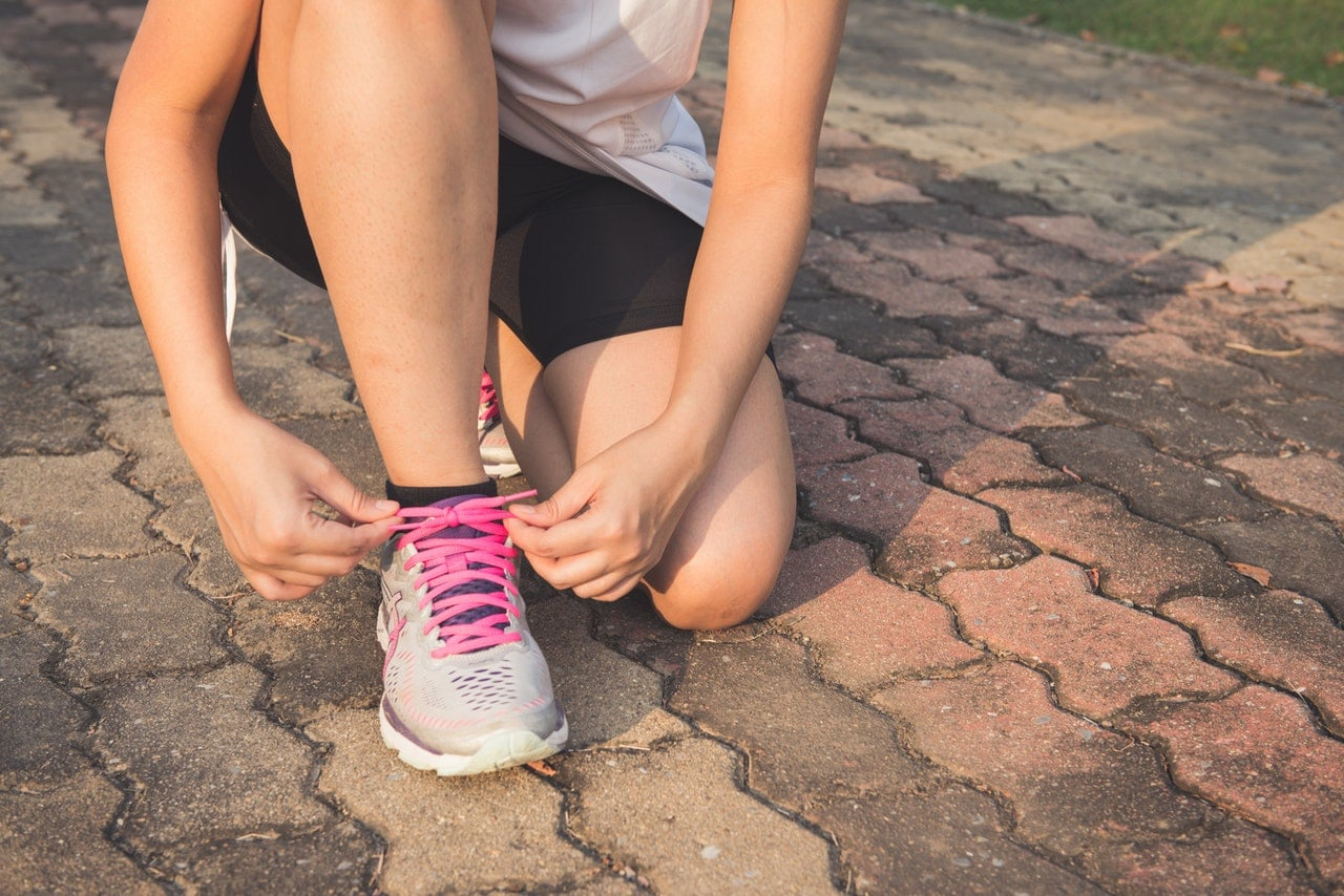 Is it OK for adults to wear junior running shoes?